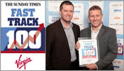 The Stores Direct group are extremely proud to be ranked in the Sunday Times Virgin Fast Track 100 for 2009.