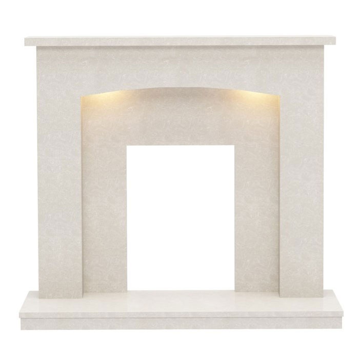 Be Modern Marble Fireplaces