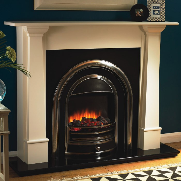 Flat-Wall Fireplaces
