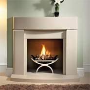 Fireplaces for Baskets