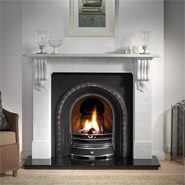 Traditional Marble Fireplaces