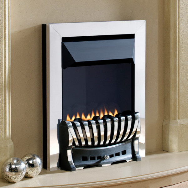 Ekofires 5510 Ultra Efficient Flueless Gas Fire
