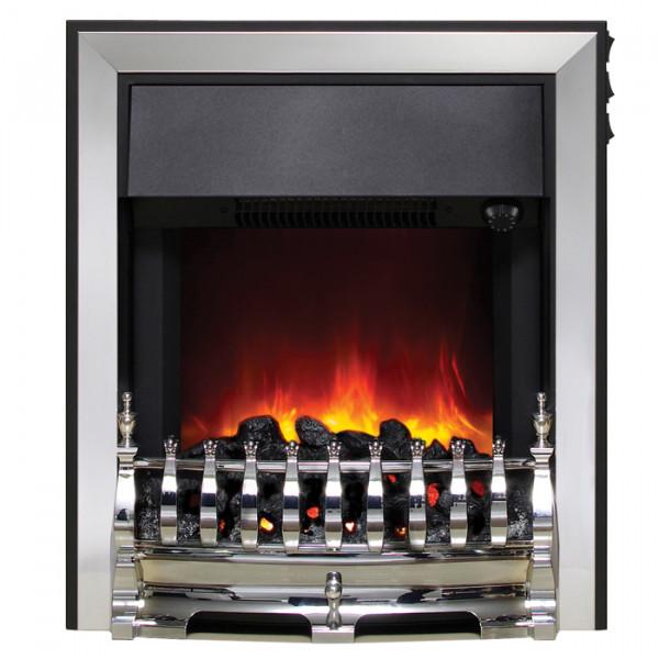 Be Modern Fazer Electric Fire - Chrome