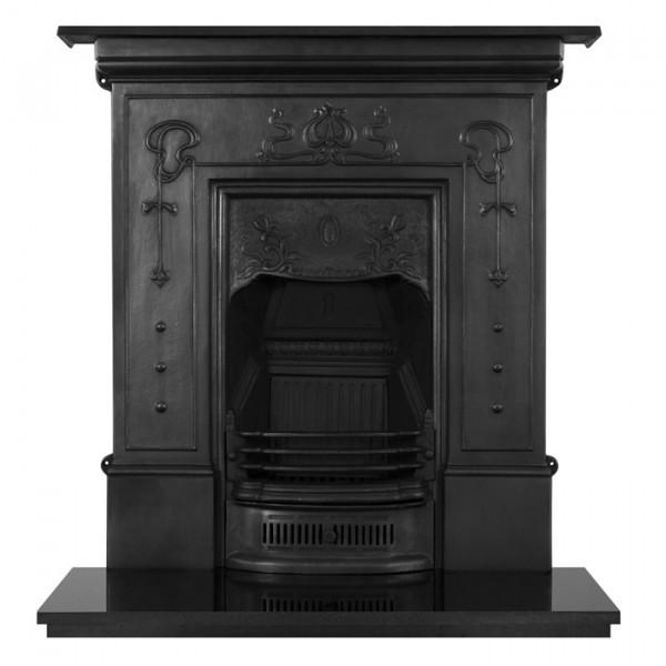 Carron Bella Cast Iron Fireplace Suite