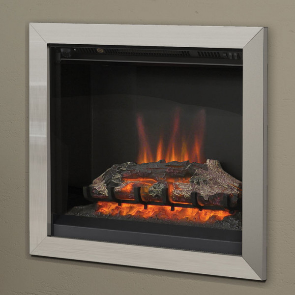 "Be Modern Casita 26"" Inset Wall Mounted Electric Fire"