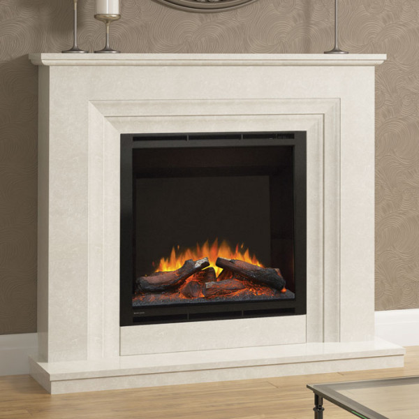 Elgin & Hall Vitalia Electric Fireplace Suite