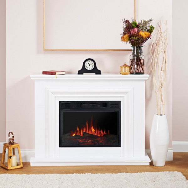 Ekofires 1200 Electric Fireplace Suite