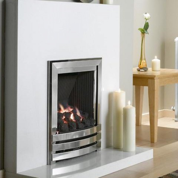 Flavel Linear Radiant Inset Gas Fire