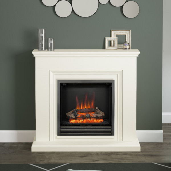 """Be Modern Stanton 46"""" Electric Fireplace Suite"""