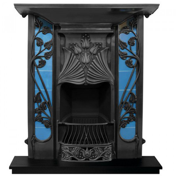 Carron Toulouse Cast Iron Fireplace Suite