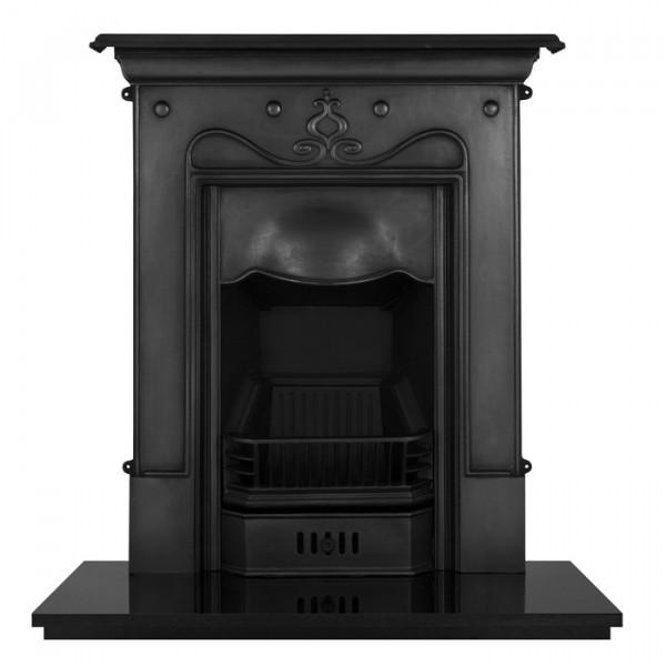 Carron Tulip Cast Iron Fireplace