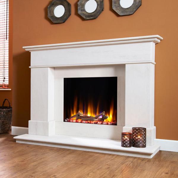 Celsi Avignon Electric Fireplace - CEULAVRE