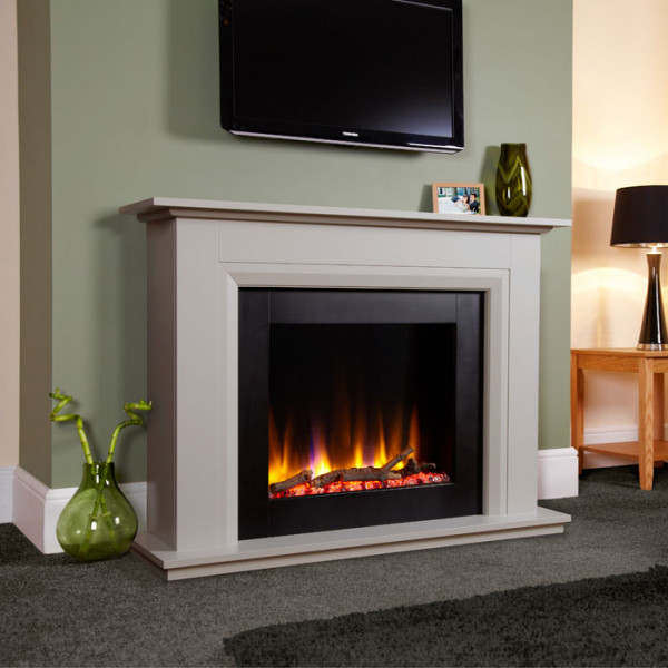Celsi Elara Soft Mist Fireplace