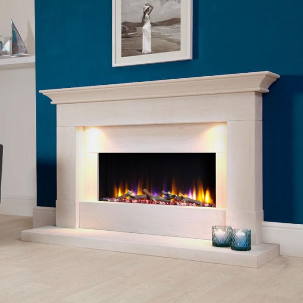 Celsi Parada-Elite Illumia Fireplace