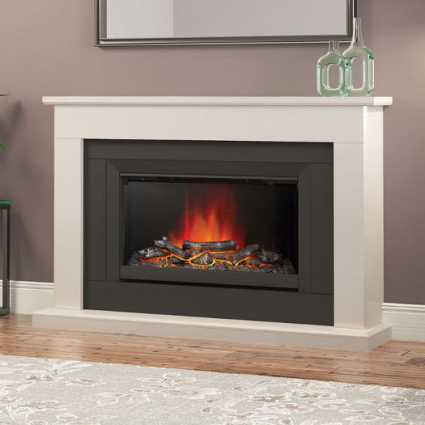 Wellsford Electric Suite in Pearlescent Cashmere Finish