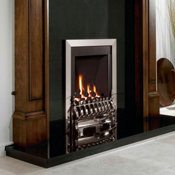Flavel Windsor Traditional Slimline Inset Gas Fire