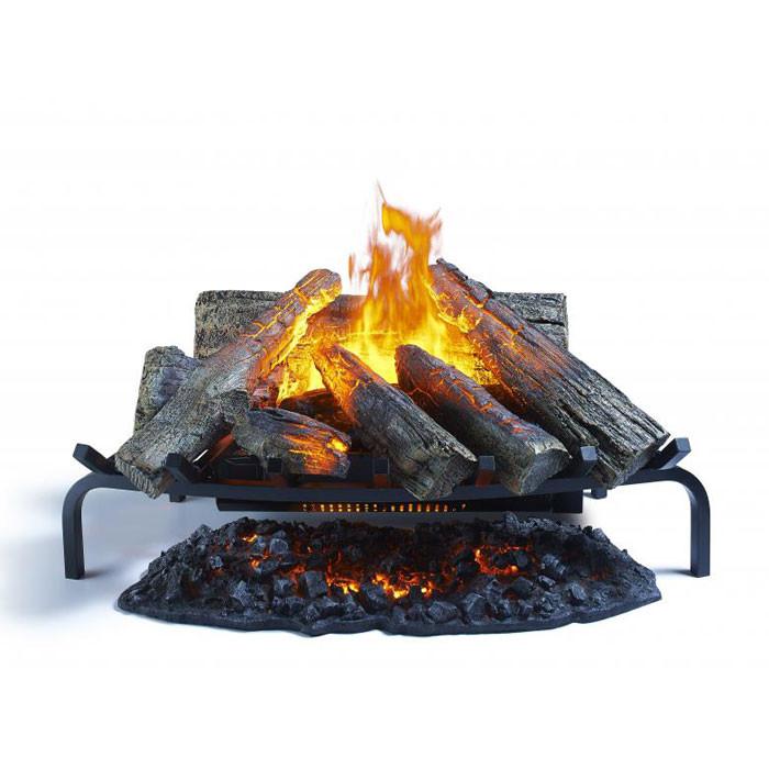 Dimplex Silverton Opti-Myst Electric Fire Basket