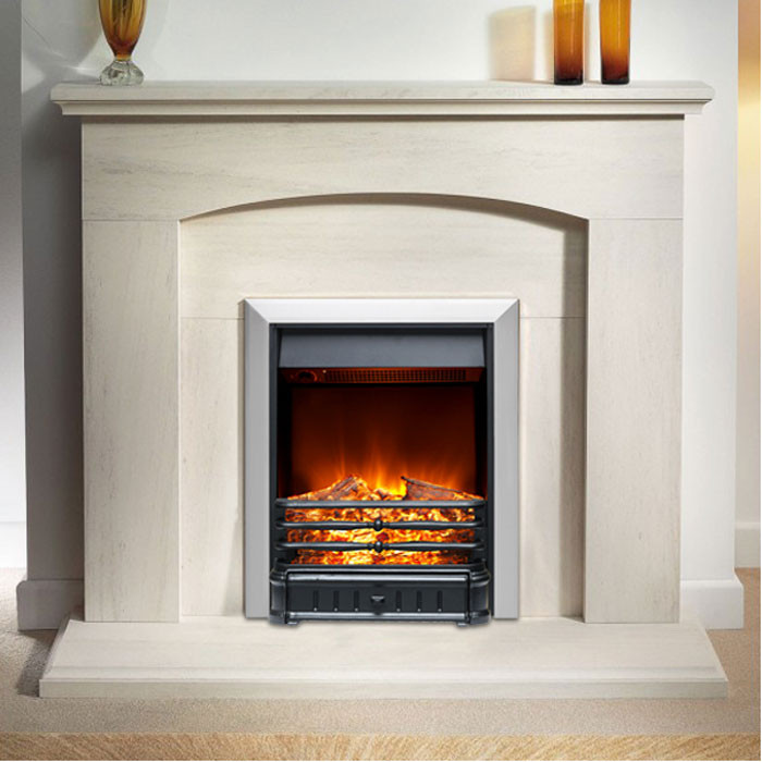 burley normanton 174r electric fire fireplaces are us. Black Bedroom Furniture Sets. Home Design Ideas
