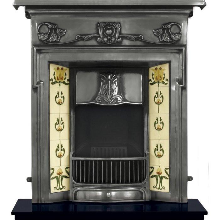 Carron Morris Cast Iron Fireplace Suite - Fireplaces Are Us