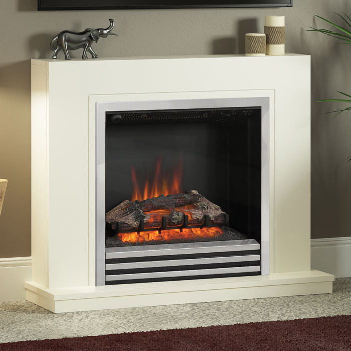"Be Modern Colby 38"" Electric Fireplace Suite"