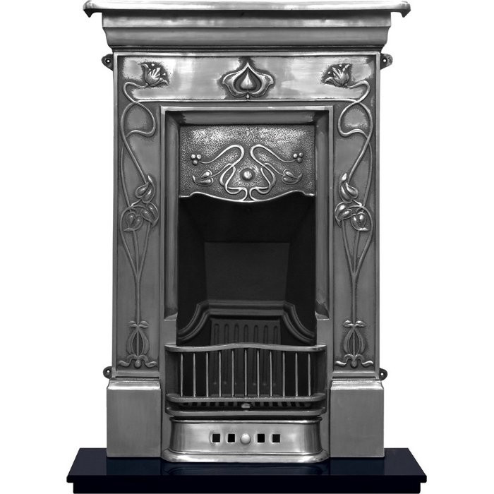 Carron Crocus Cast Iron Fireplace Suite