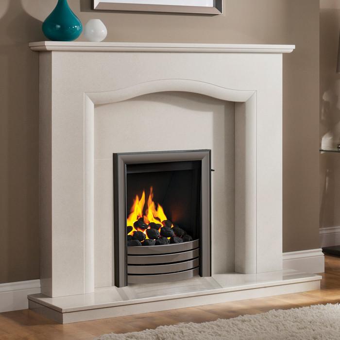 Elgin & Hall Sophia Marble Fireplace