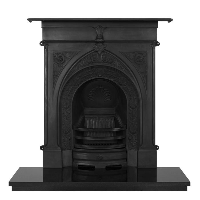 Carron Knaresborough Cast Iron Fireplace