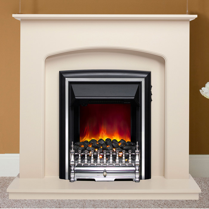 "Be Modern Lusso 42"" Suite With Electric Fire"