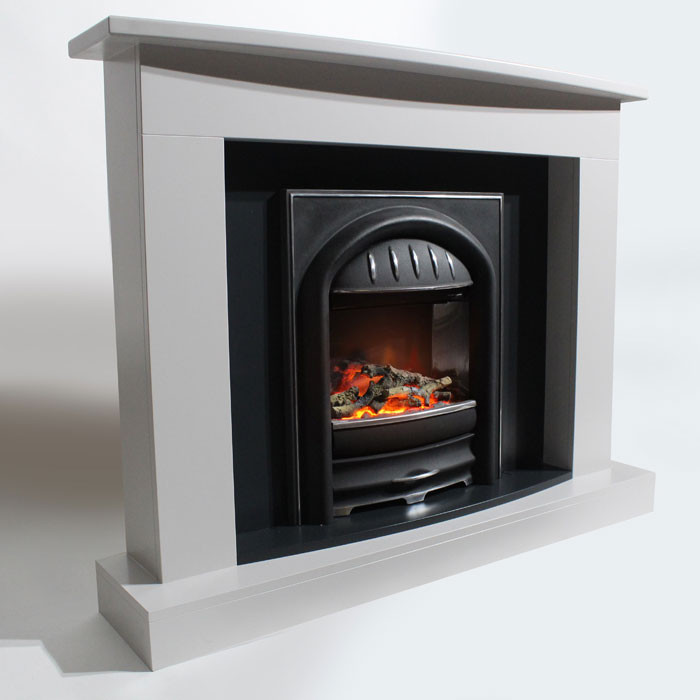 Illusion XP10 Electric Fireplace Suite