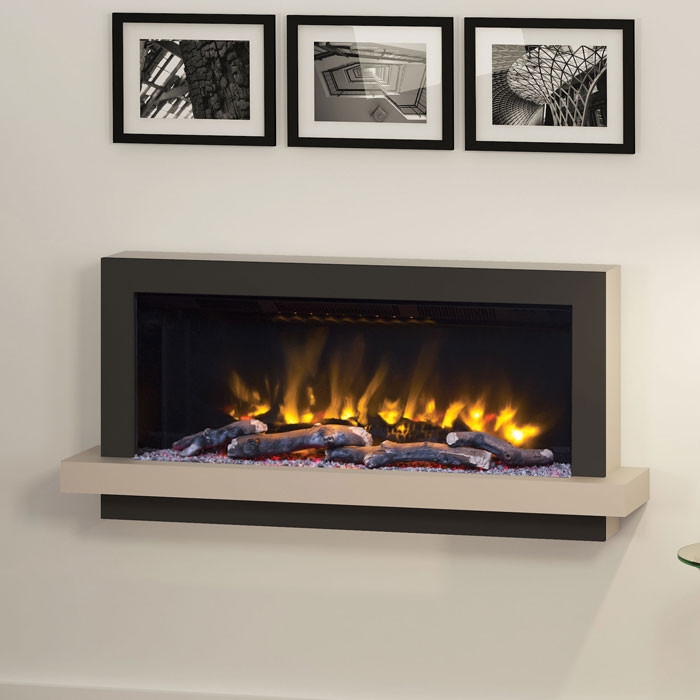 "Huxton 51"" Pryzm Electric Fire"
