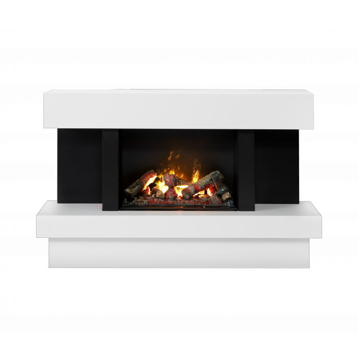 Dimplex Talia Opti-Myst Electric Fireplace Suite