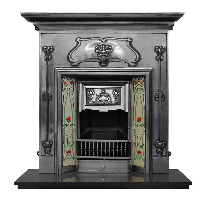 Carron Verona Cast Iron Fireplace Suite