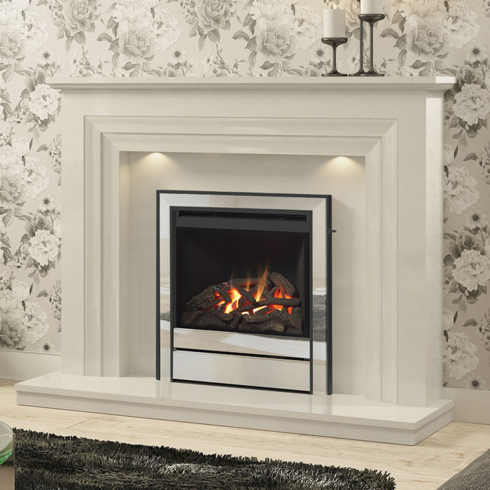 Elgin Amp Hall Vitalia Marble Fireplace Suite Fireplaces