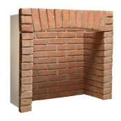 Gallery 4 Piece Rustic Chamber Including Arch