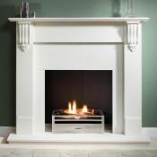 "Gallery Richmond 54"" Stone Inglenook Fireplace"