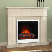 Be Modern Benito Electric Fireplace Suite