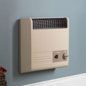Baxi Brazilia F5 Balanced Flue Gas Wall Heater