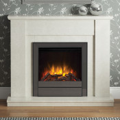 Cotsmore Deluxe with Chollerton nickel fire