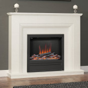 Amorina Novus white marble electric suite