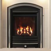 Elgin & Hall Eclipsim Cast Fascia Conventional Flue Gas Fire