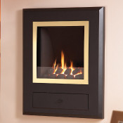 Flavel Finesse Hole in the Wall Gas Fire