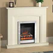 """Be Modern Hayden 46"""" Electric Fireplace Suite"""