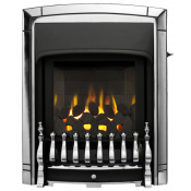 Valor Dream Homeflame Slimline Chrome Finish