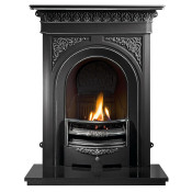 Gallery Nottage Cast Iron Fireplace