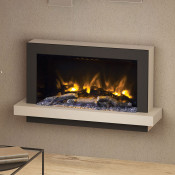 "Elgin & Hall Huxton 41"" Electric Fire"