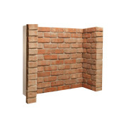 Gallery 3 Piece Rustic Chamber With Side Returns