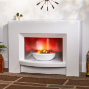 "Suncrest Stockeld 42"" Electric Fireplace Suite"
