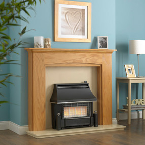 Valor Helmsley Radiant Outset Gas Fire
