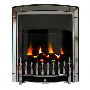 Valor Dream Balanced Flue Gas Fire Chrome (05541F1)