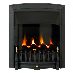 Valor Dream Balanced Flue Gas Fire Black (05541G1)